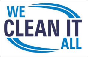 We clean it-new