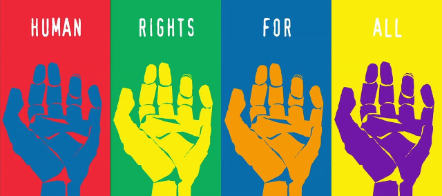 human rights for all by ironwill